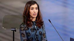 Nadia Murad, dari Budak Seks ISIS Menjadi Peraih Nobel Perdamaian