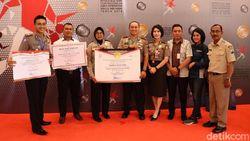 Di Penghujung Tahun 2018, Polres Tuban Diganjar Penghargaan WBK