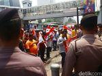 Demo, Mahasiswa Tuntut Komisioner Bawaslu Dicopot