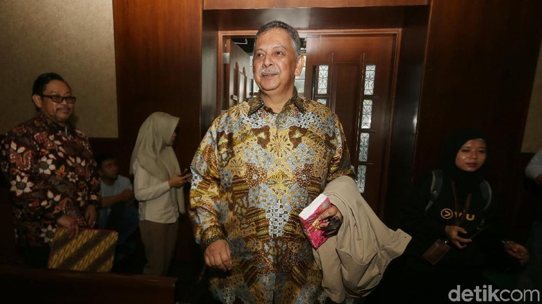 KPK Selidiki Peran Sofyan Basir di Pusaran Kasus PLTU Riau-1