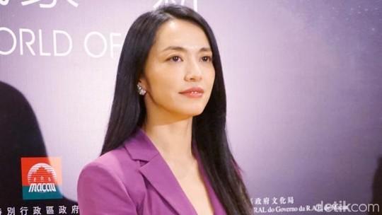 Kilau Yao Chen, Angelina Jolie-nya China