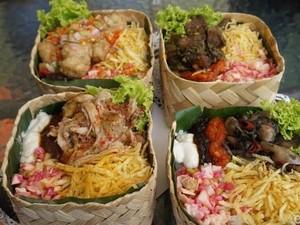 Malas Keluar Kantor? Pesan Saja Rice Bowl Berlauk Tradisional di Sini