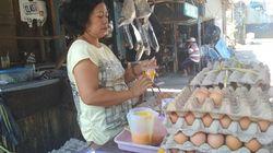 Anomali Harga Telur yang Turun Jelang Akhir Tahun