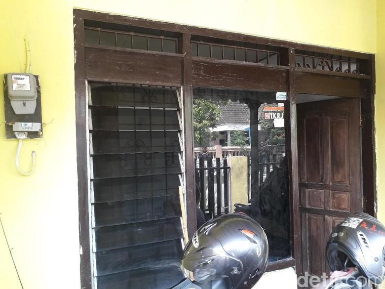 4 Orang Ditangkap Densus 88 di Sebuah Rumah Kontrakan di Sleman