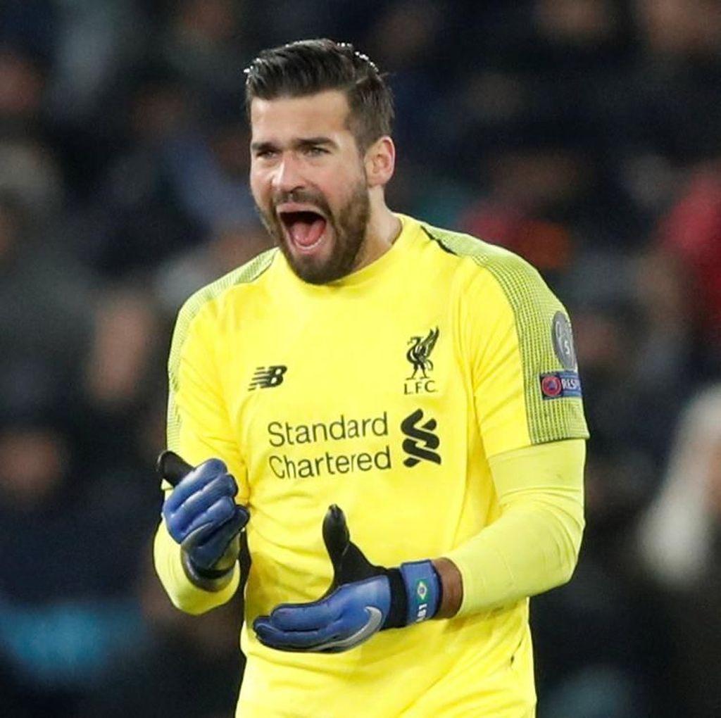 Alisson Kemurahan untuk Liverpool