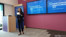 Facebook Beberkan Programnya untuk Komunitas di Indonesia Tahun Ini