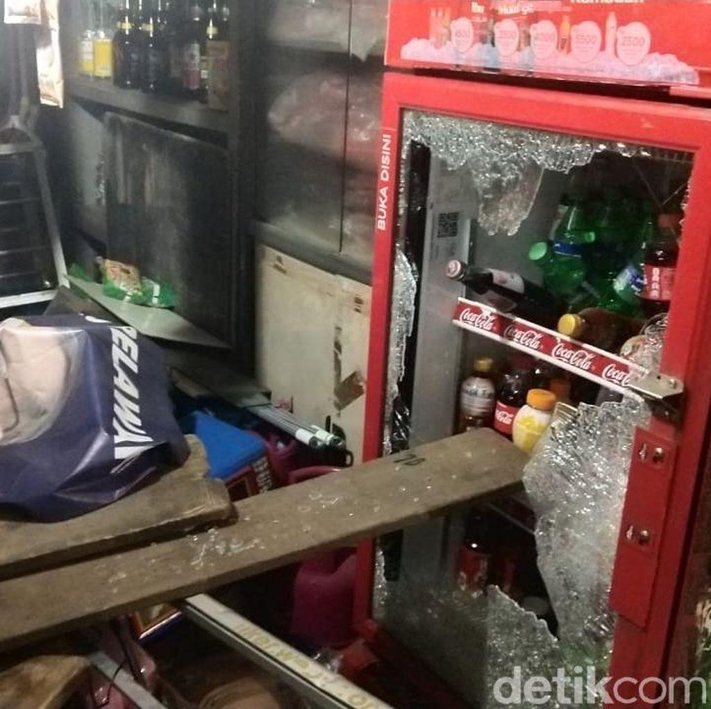 Rumah Ortu Terduga Pengeroyok Anggota TNI di Ciracas Dirusak