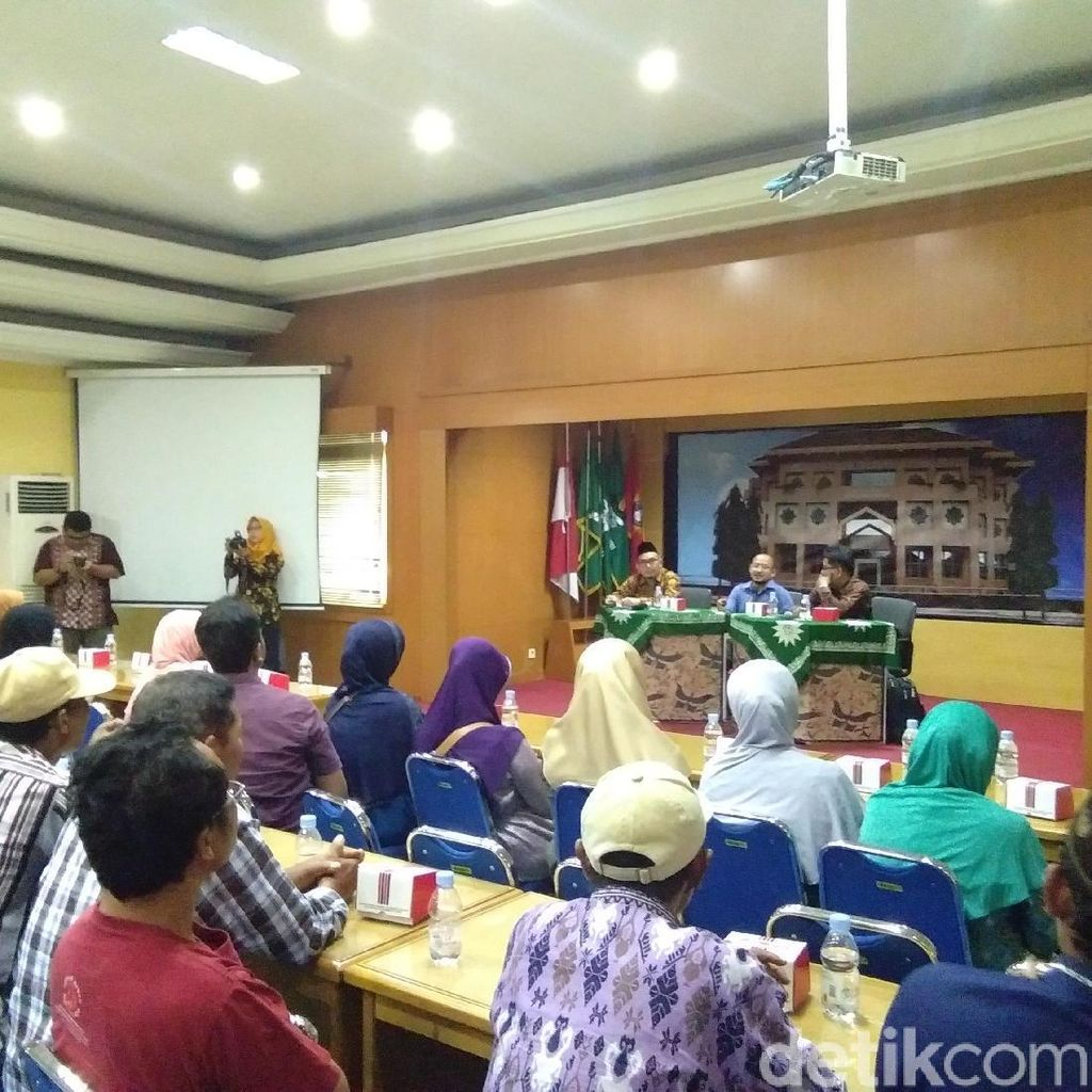Korban Pembangunan Tol di Kendal Mengadu ke PP Muhammadiyah