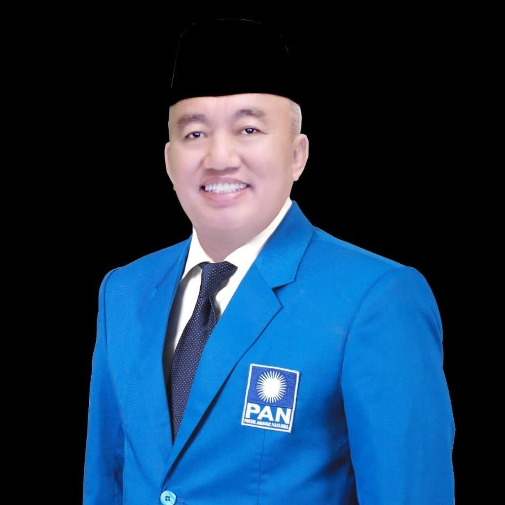 Ketua PAN Kalsel Siap Masuk Timses Jokowi