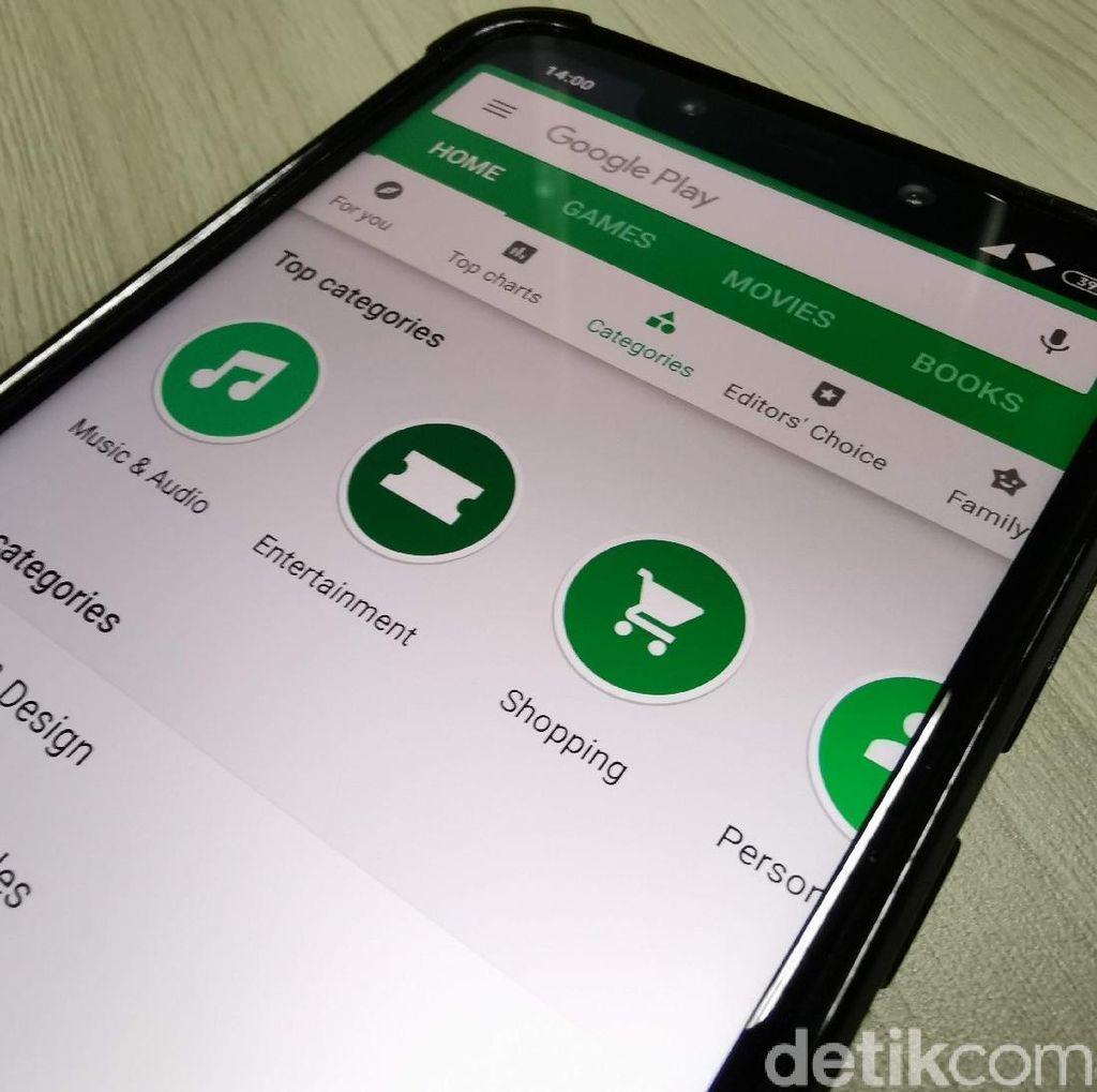 Tanpa Login, Aplikasi Bawaan Android Akan Tetap Bisa Update