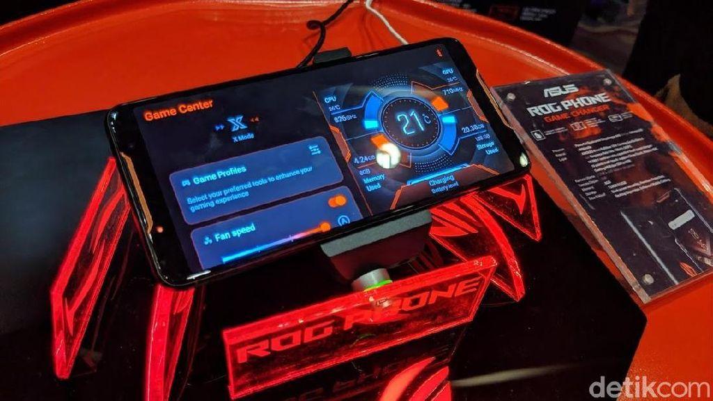 Asus ROG Phone 2 Akan Pakai Layar 120Hz, Rilis Bulan Depan?