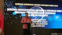 Indonesia Dibombardir 207 Juta Serangan Siber dalam 10 Bulan