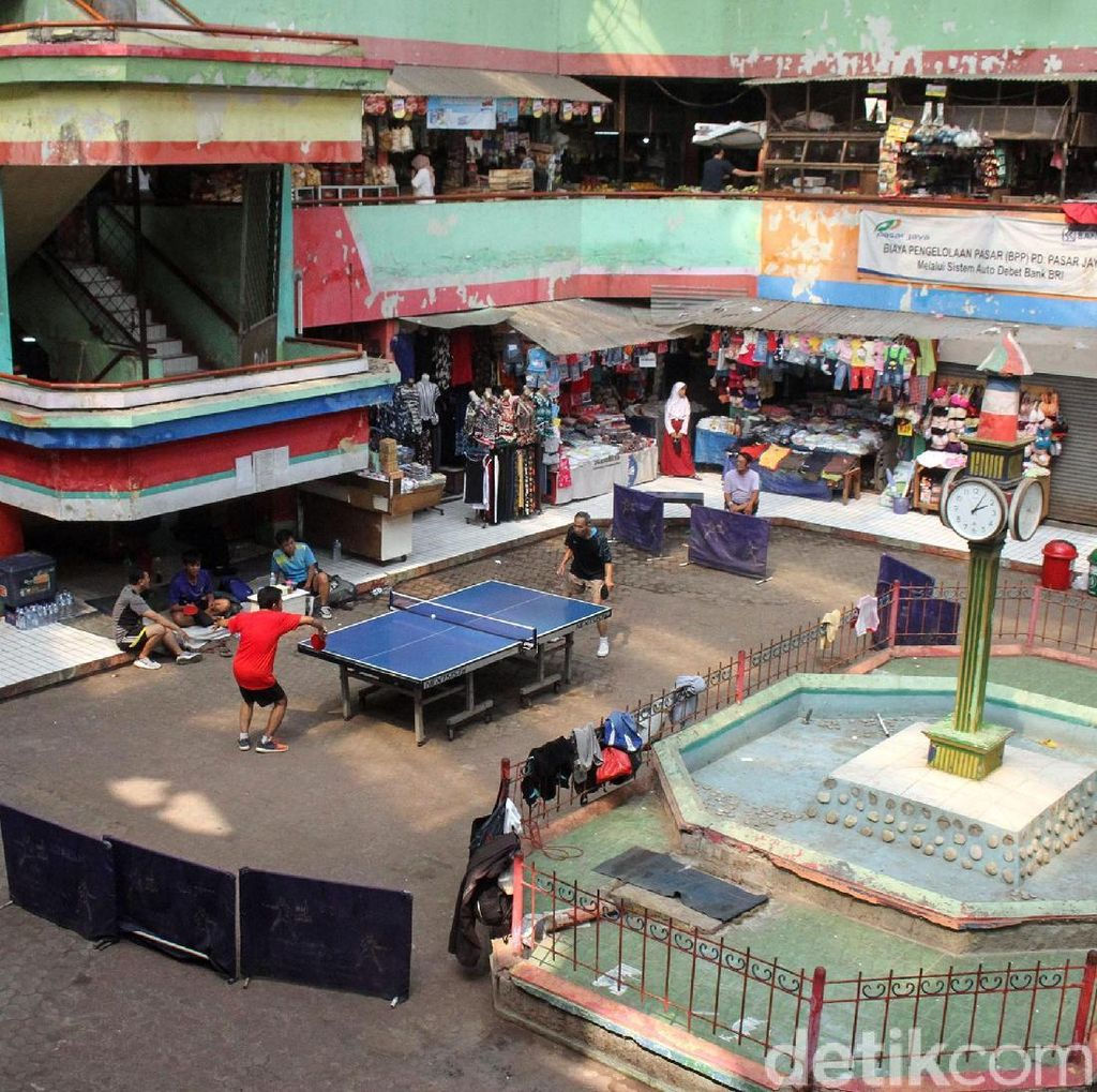 Pasar Grogol, Pusat Perbelanjaan Hingga Arena Olahraga Warga