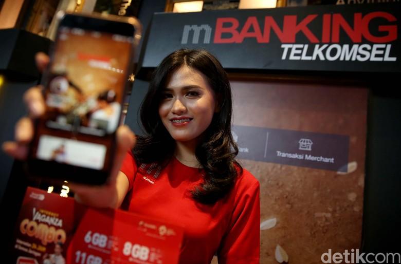Aplikasi perbankan ini tentunya akan mempermudah pengguna yang punya lebih dari satu rekening bank.