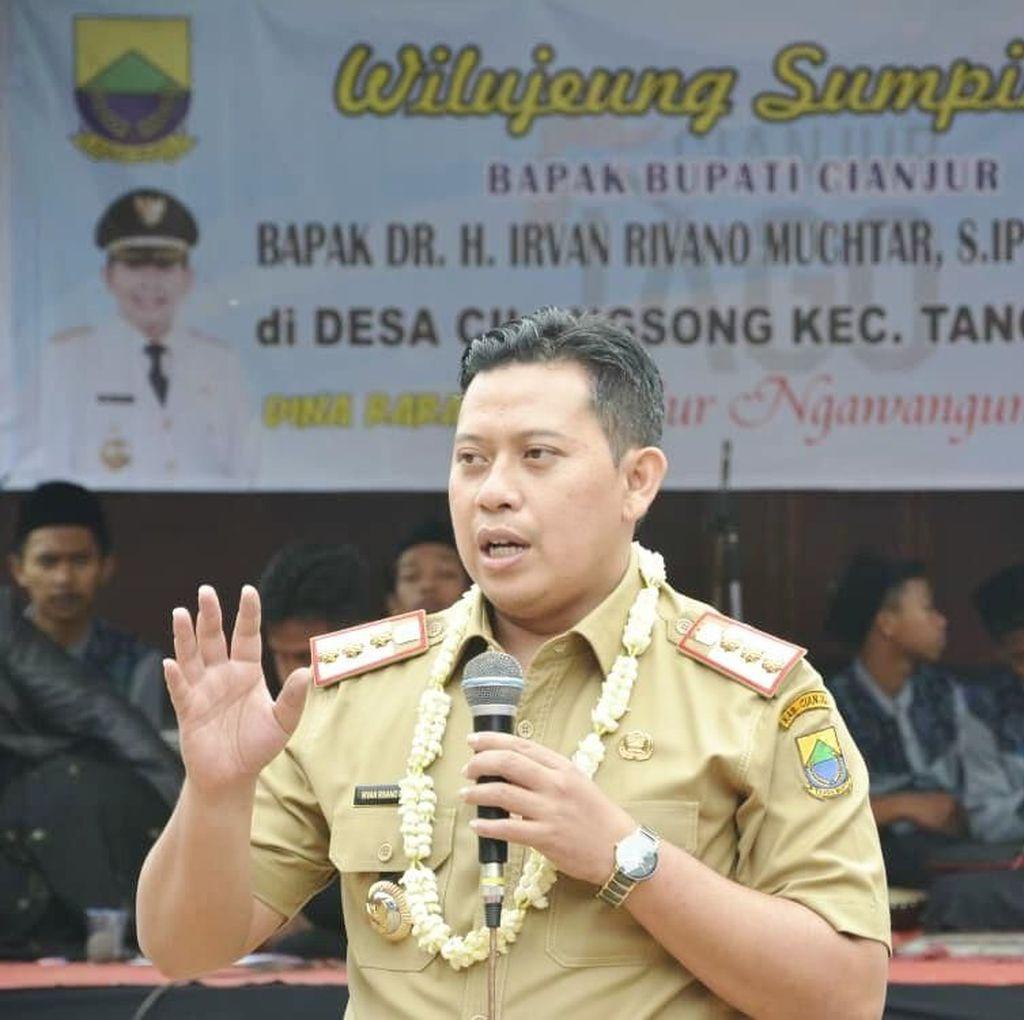 Bupati Cianjur Terjaring OTT, Jubir Pemkab Tunggu Info KPK
