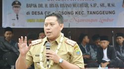 KPK OTT Bupati Irvan, Wabup Cianjur: Saya Prihatin