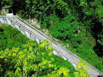 Tembok China, Tapi di Bukittinggi
