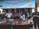 Bea Cukai Blitar Musnahkan Rokok Ilegal Senilai Lebih Rp 261 Juta