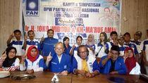 Usai Kalsel, Kini Kader PAN Sumsel Ramai-ramai Dukung Jokowi