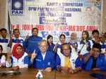 PAN Sumsel akan Pecat Kader yang Ikut Deklarasi Dukung Jokowi