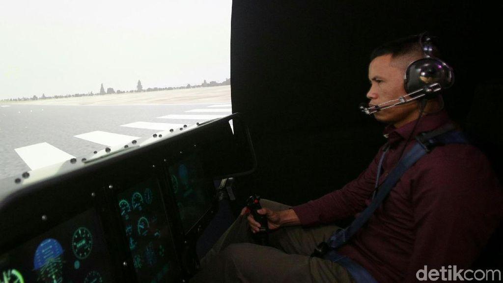 Latihan Mengatasi Disorientasi di Udara, Penyebab Utama Pesawat Jatuh
