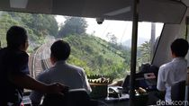Libur Nataru, PT KAI Pantau 44 Titik Rawan di Selatan Jabar