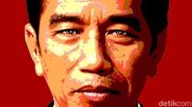 Rencana Besar Jokowi Rombak Tata Ruang Jabodetabek hingga Cianjur