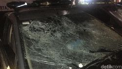 Buntut Kebakaran di Polsek Ciracas, 9 Kendaraan Terbakar