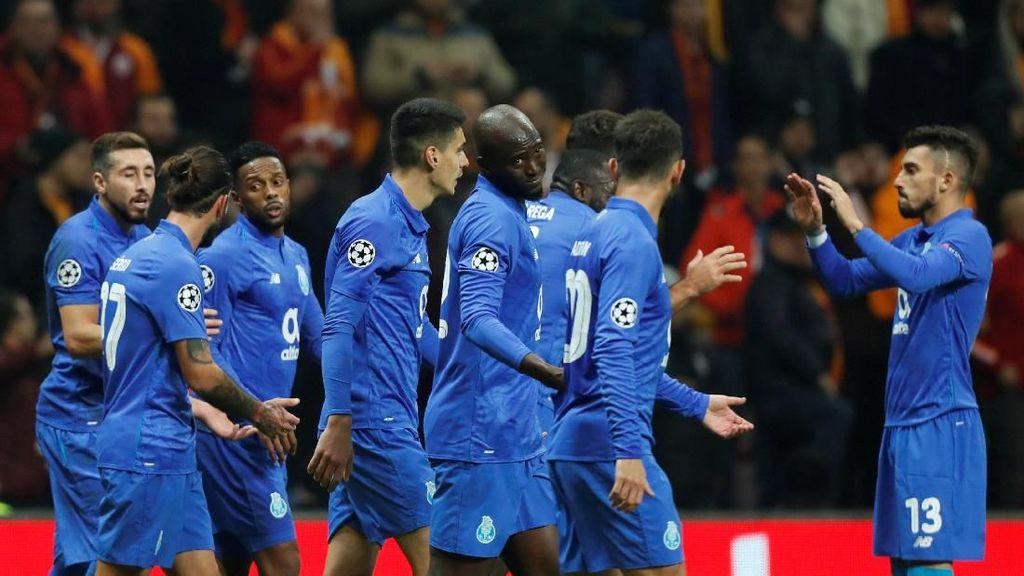 Hasil Liga Champions: Porto dan Schalke Wakili Grup D ke 16 Besar