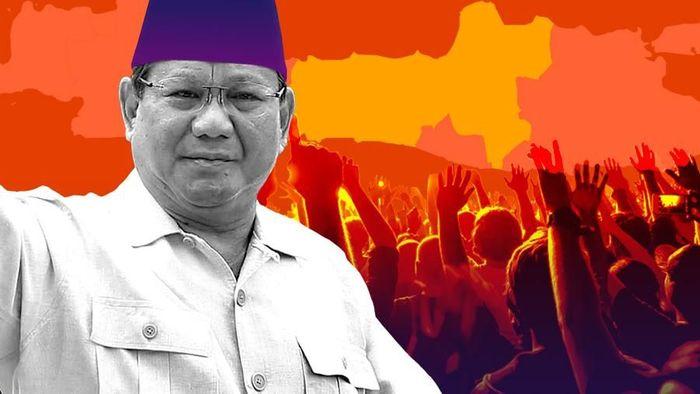 Foto: Ilustrasi fokus (bukan buat insert) Prabowo Serbu Kandang Banteng (Nadia Permatasari/detikcom)