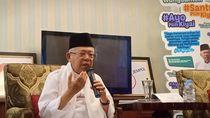 Maruf Amin Doakan 6 ABK KM Multi Prima yang Belum Ditemukan