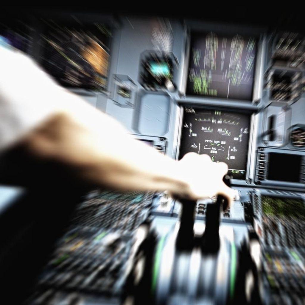 Mengenal Disorientasi, Penyebab Jatuhnya Pesawat Saat Pilot Hilang Arah