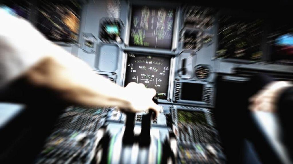 Alat Canggih untuk Melatih Pilot Atasi Disorientasi Agar Tak Hilang Arah