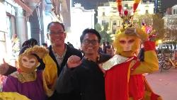 Sun Go Kong pun Minta Dibayar Non-Tunai