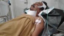 Sopir Taksi Online di Mojokerto Dirampok dan Ditusuk Penumpang