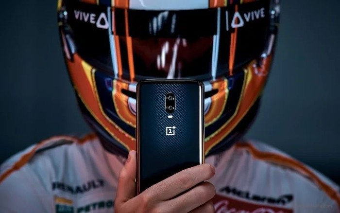 OnePlus 6T McLaren Edition. Foto: OnePlus