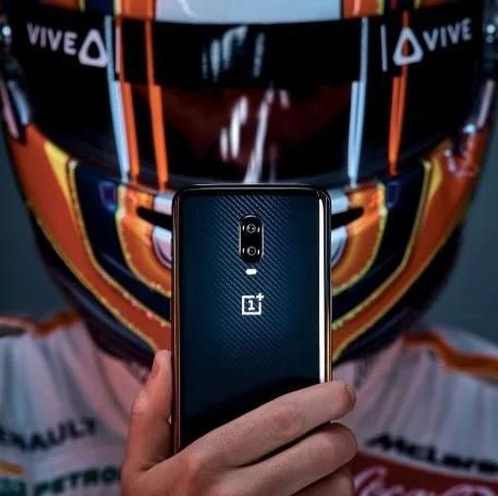OnePlus 6T McLaren Edition Dirilis, Goda Pecinta Balap F1