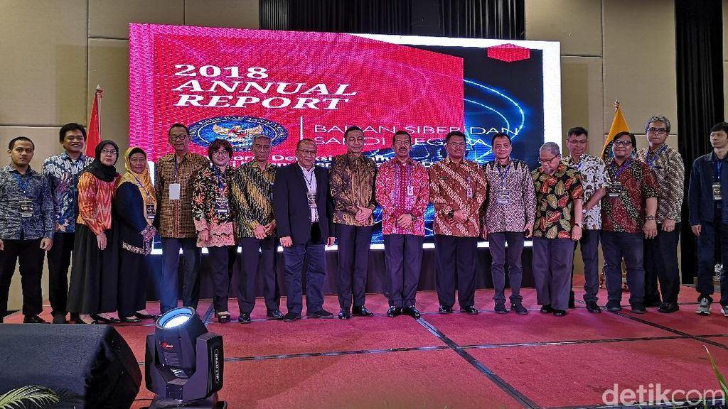 Ancang-ancang Benteng Siber Indonesia Hadapi Pemilu 2019