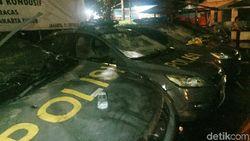 Kapolda: Massa Perusak Polsek Ciracas Lagi Cari Pemukul Rekannya