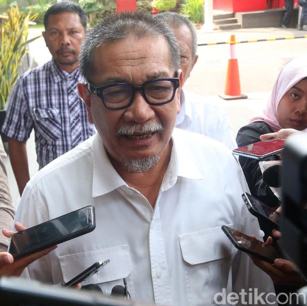 Deddy Mizwar Diperiksa KPK: Sejak Awal Meikarta Tak Beres