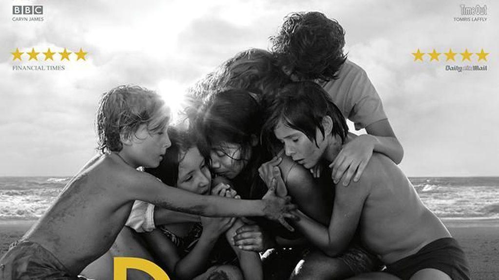 Film Meksiko Roma Bawa Pulang Dua Piala di Golden Globe