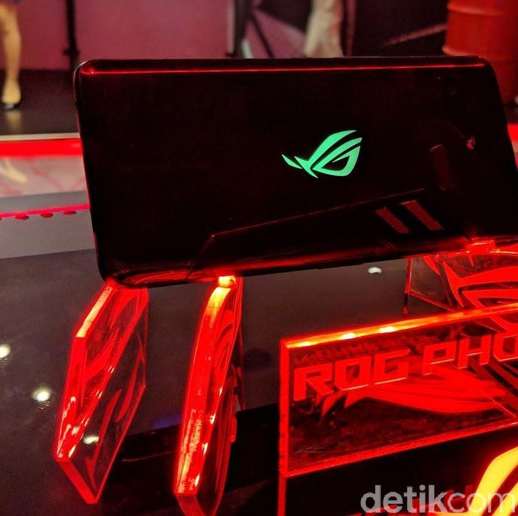 Asus Rilis ROG Phone II, Pakai Layar 120Hz dan Snapdragon 855+
