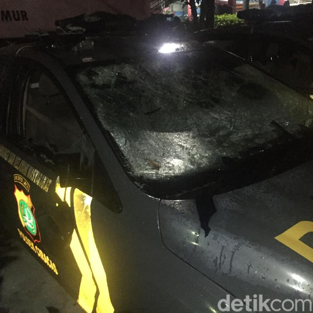 Kapolda: Massa Perusak Polsek Ciracas Cari Pemukul Rekannya