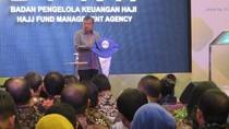 JK Sarankan BPKH Investasikan Dana Haji ke Infrastruktur