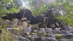 Video: Watu Bahan, Batu Tua yang Tersusun Rapi di Perbukitan