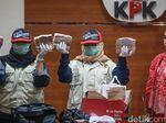Cempaka Kode Duit Pemerasan Bupati Cianjur
