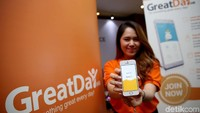PT. People Intelligence Indonesia (PII), yang memastikan bahwa GreatDay HR dapat meningkatkan employee engagement dengan membantu mereka melakukan sesuatu yang hebat setiap harinya.