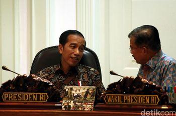 Jokowi Pimpin Rapat Terbatas Pengembangan Batam
