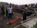 Pencari Pasir Tewas Terkubur, Polisi Tutup Bekas Tambang Galian C
