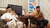 Maruf Singgung Bola Indonesia: Semoga Jangan Jadi Tim KW Terus
